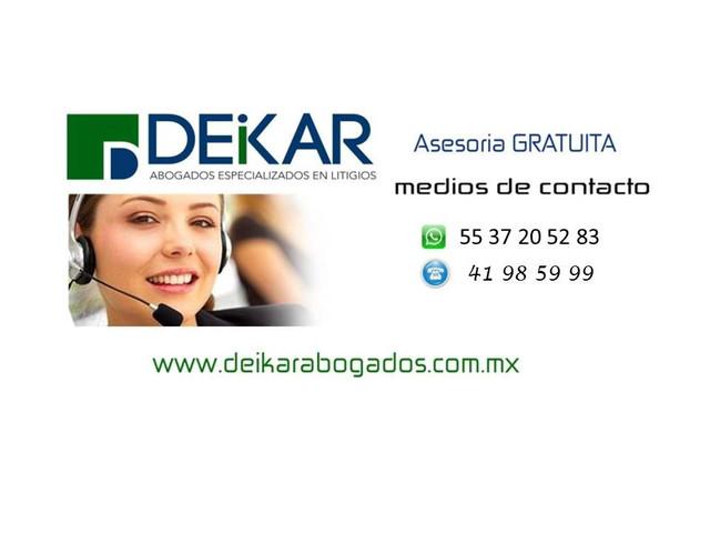 Divorcio Express Económico en Ecatepec