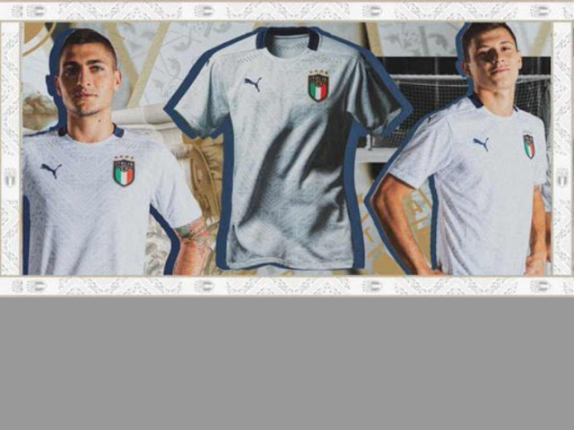 Comprar Camisetas de Futbol Italia 2020
