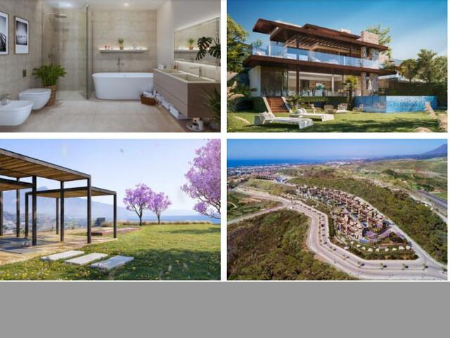 Villas de lujo en Benahavis