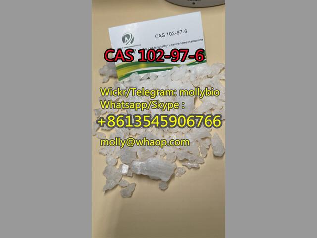 CAS 102-97-6  N-Benzylisopropylamine in stock Wickr mollybio