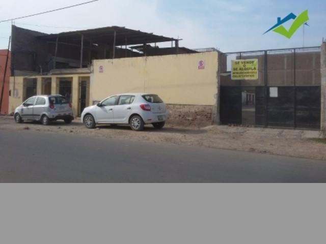 Local Zona Industrial Piura (Espaldas de Ferreyros)