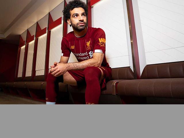 Replica camiseta de futbol Liverpool barata 2019 2020