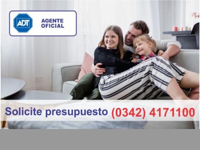 Promocion Adt (0342) 4171100 | Agente Oficial  | Alarma Monitoreada