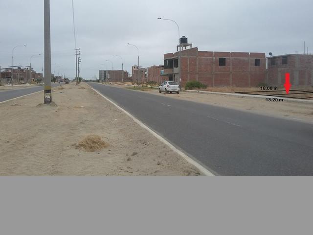 DOS TERRENOS JUNTOS EN URB - LAS CASUARINAS (PIURA).