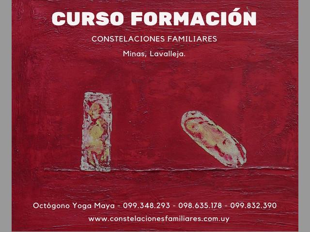 CURSO FORMACIÓN EN CONSTELACIONES FAMILIARES - MINAS - MONTEVIDEO