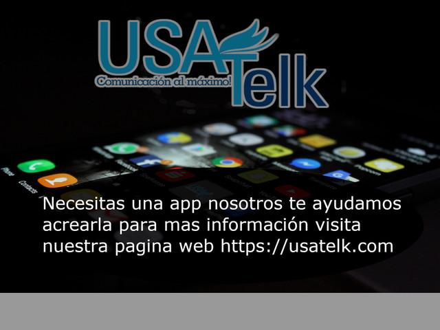Creamos su app personalizada