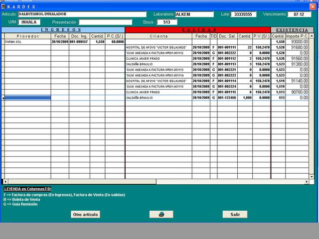 Software Sistema de Facturación Electrónica D Fácil Uso y Pago