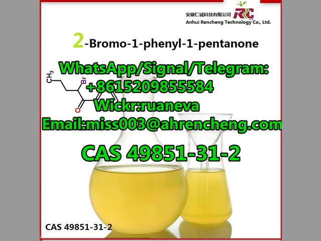 Best Quality 2-Bromo-1-Phenyl-Pentan-1-One CAS: 49851-31-2