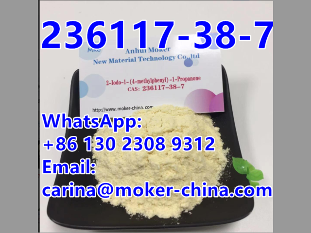 Factory Supply 2-Iodo-1-P-Tolyl-Propan-1-One CAS 236117-38-7 Chemical Po