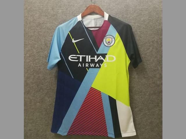 Camiseta Manchester City Mash-Up 2019