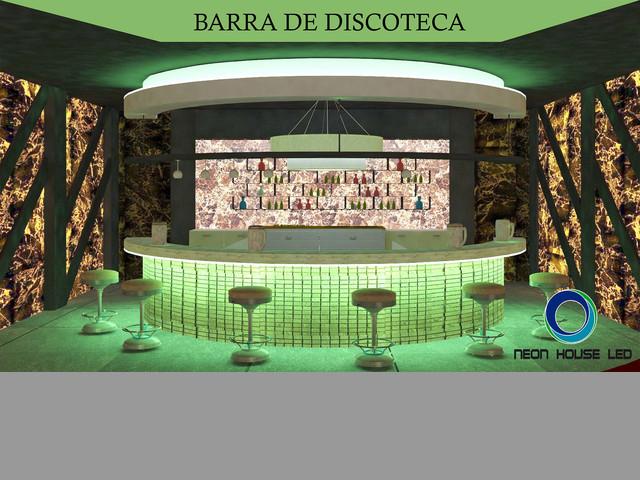 Barra de discoteca