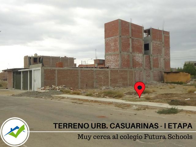 Terreno en Urb. Las Casuarinas I - Piura