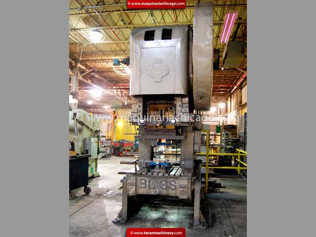 Troqueladora BLISS 150 ton en Venta!
