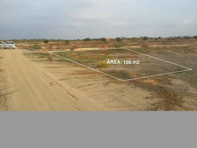 Terreno en Esquina - Urb. Villa California, 3era Etapa - Piura