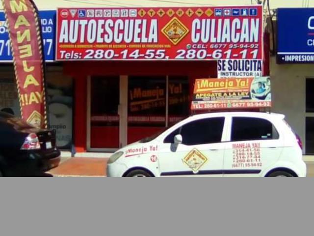 Cursos de manejo, Autoescuela Culiacan