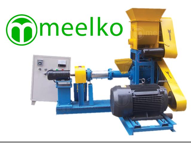 Extrusora Meelko para pellets alimentación perros y gatos 120-150kg-h 15