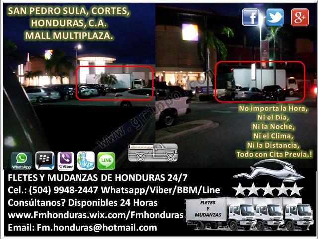FLETES Y MUDANZAS A NIVEL NACIONAL 24 HORAS