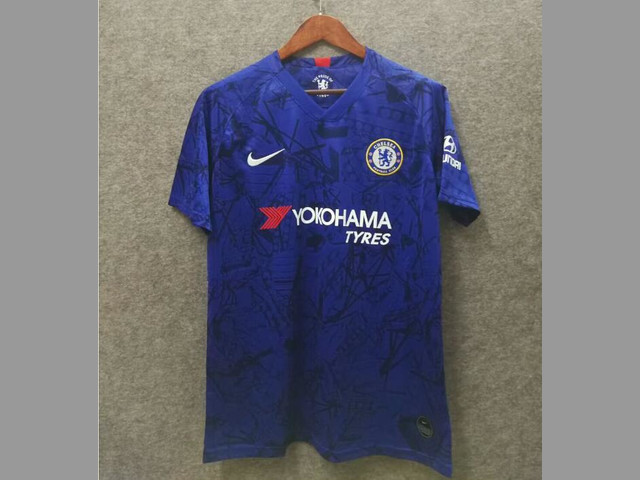 Camiseta Chelsea replica 2019-2020