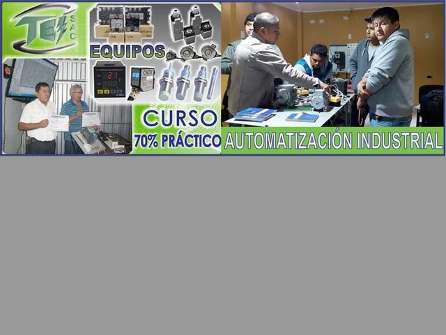 INSTRUMENTACION Y AUTOMATIZACION CURSO EN CHINCHA