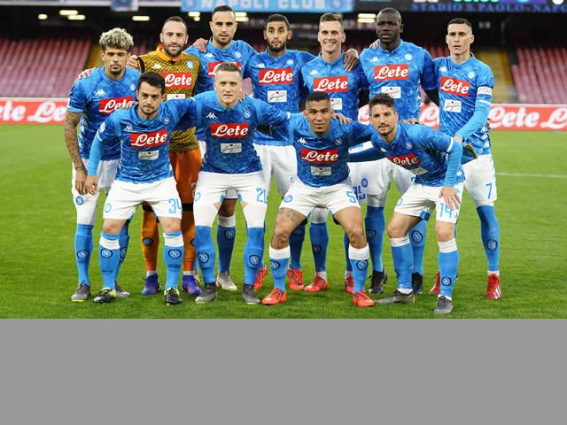 Compra camisetas de Napoli 2019-2020 nuevo