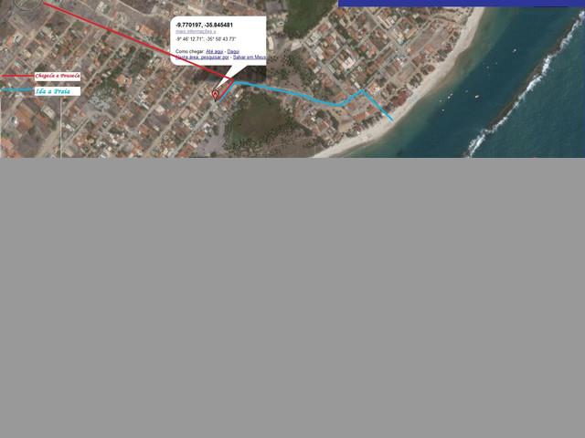 Apartamentos - Praia do Frances - LIt Sul Maceio - Alagoas (BR)
