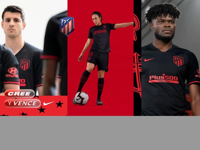 holacamiseta Replica camiseta de futbol Atletico Madrid barata 2019 2020