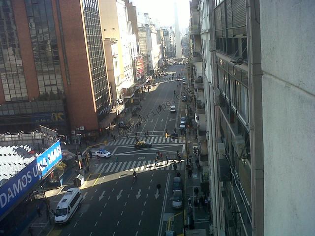 Vista exterior desde la ventana
