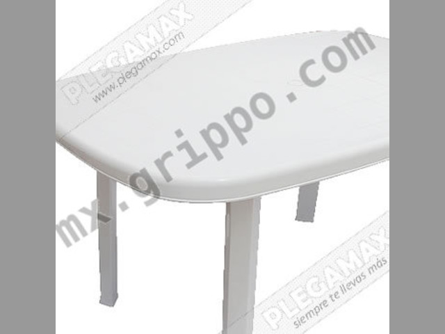 Mesas de plástico para jardin