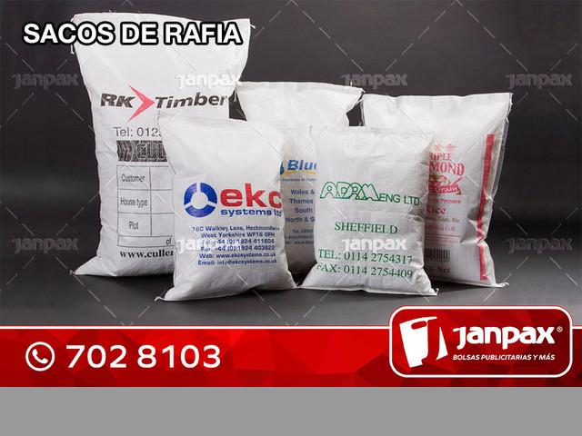 Sacos De Rafia -  JANPAX