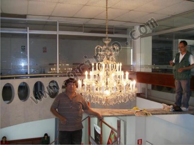 Aranas y Otros Articulos de Cristal y Bronce: Ventas ,Limpieza ,Etc.