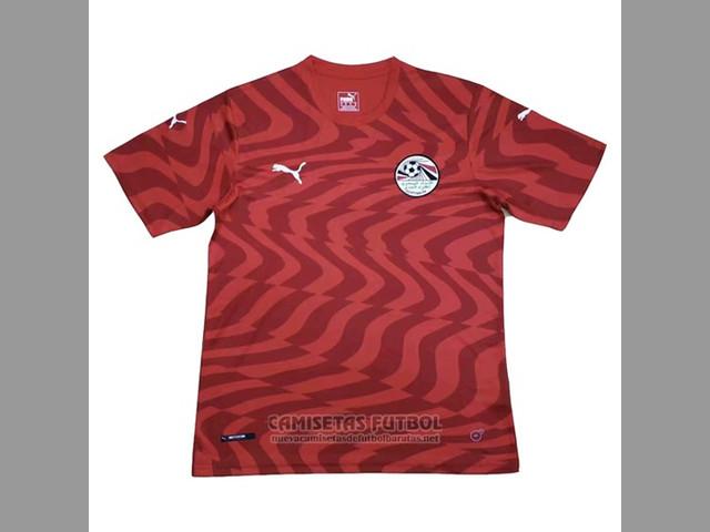 Nueva camisetas de futbol Egipto baratas