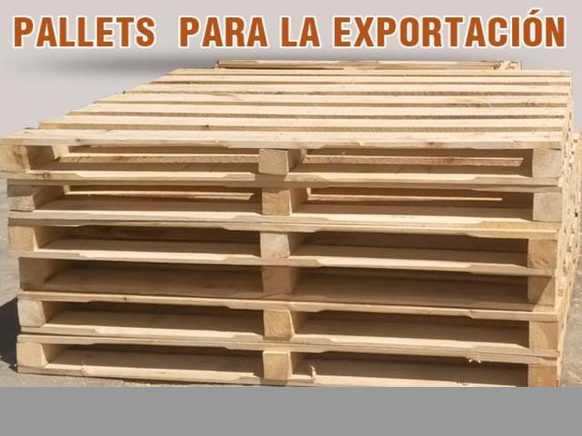 Pallets de madera para exportación,cajas de madera ,  madera para constr