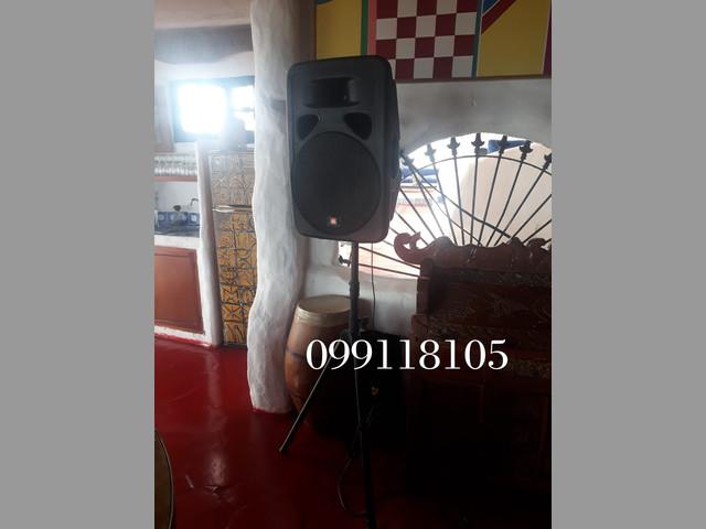 alquiler de parlantes para fiestas punta del este  099118105 ,099118105