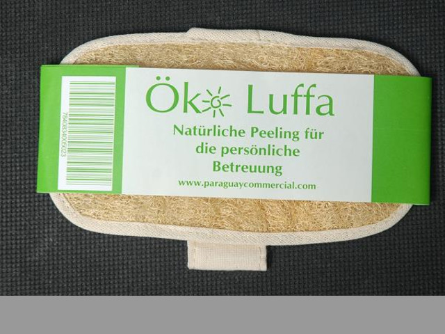 LUFFA OR LOOFAH PRODUCTS FROM SOUTH AMERICA