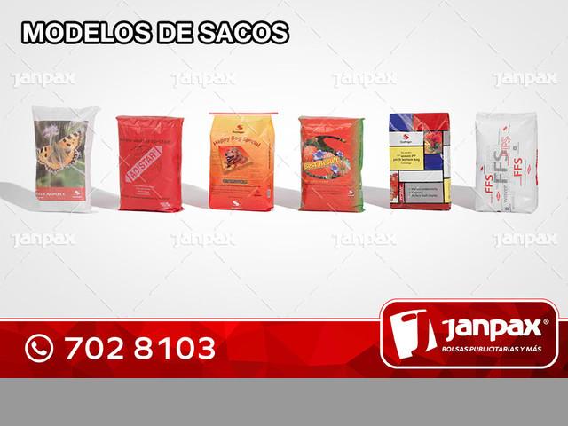 Sacos De Polipropileno -  JANPAX