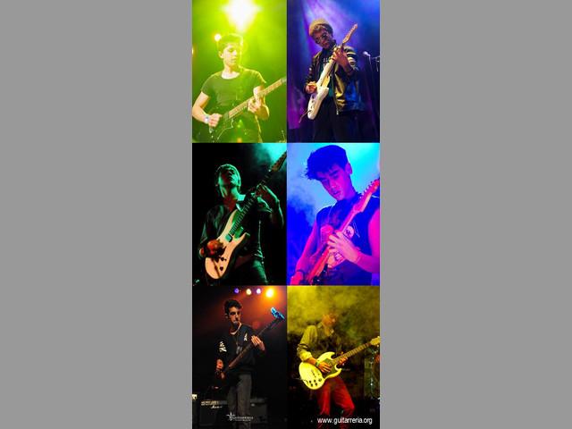 Clases y Cursos de Guitarra Eléctrica en Satélite, Naucalpan. Genesys