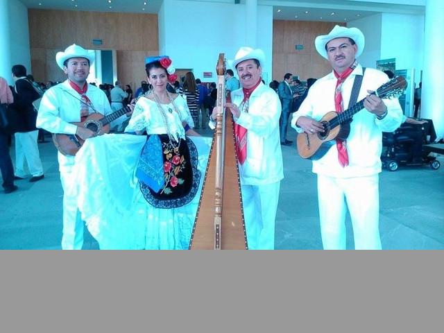 Jarochos en México
