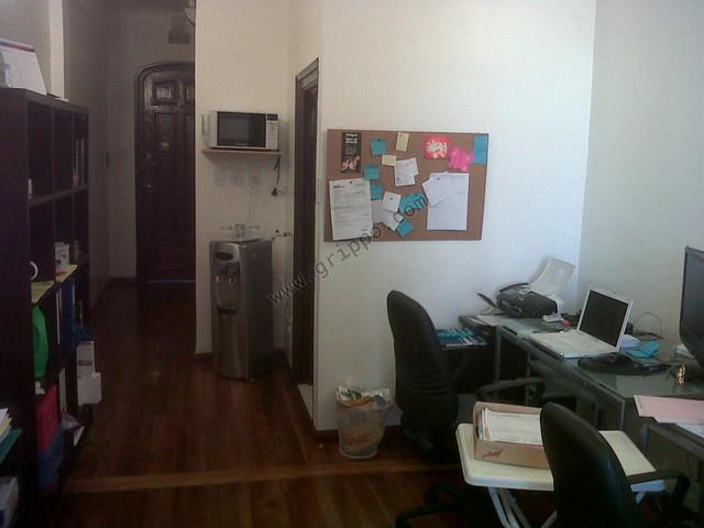 Interior estudio 1 ambiente microcentro