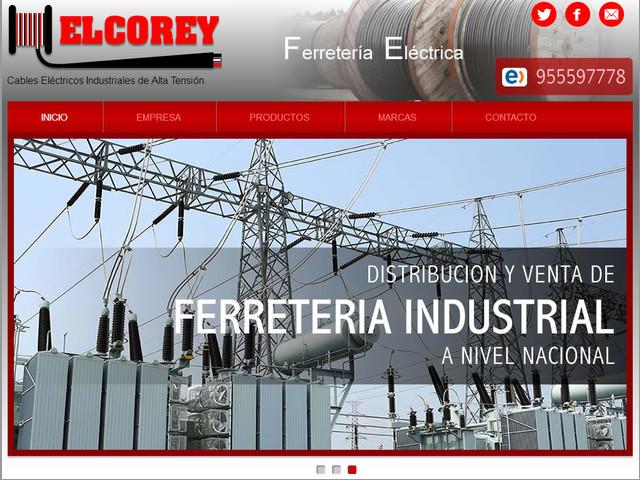 Cables Eléctricos Industriales de Alta Tensión