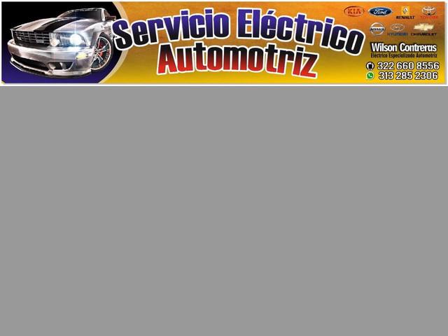 ELECTRICO AUTOMOTRIZ