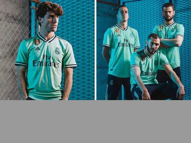 nueva camiseta real madrid 2019