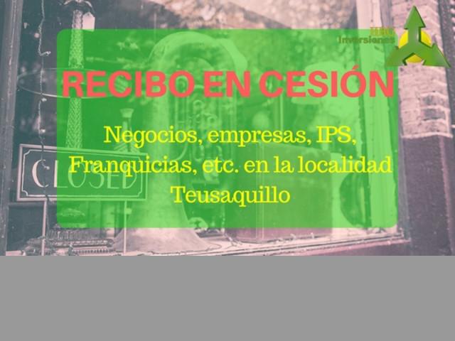 COMPRO NEGOCIOS FUNCIONANDO