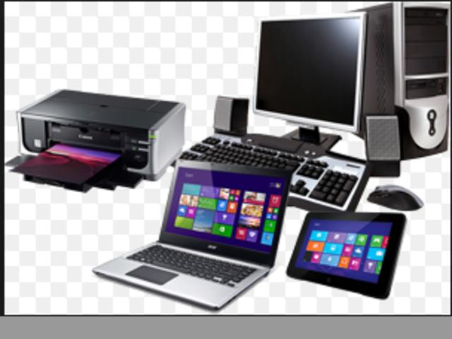 Servicio técnico y venta de computadores y equipos de computo
