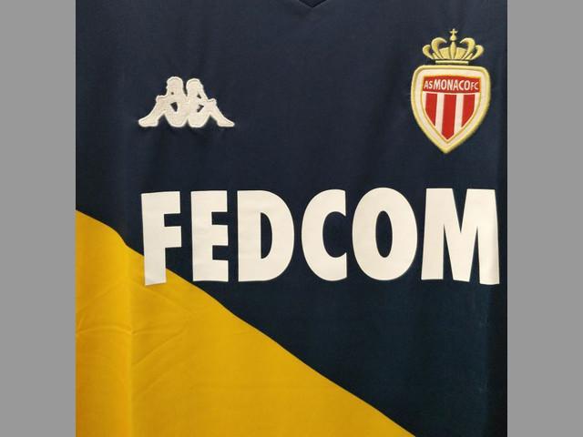 Camiseta Monaco Segunda 2019-2020