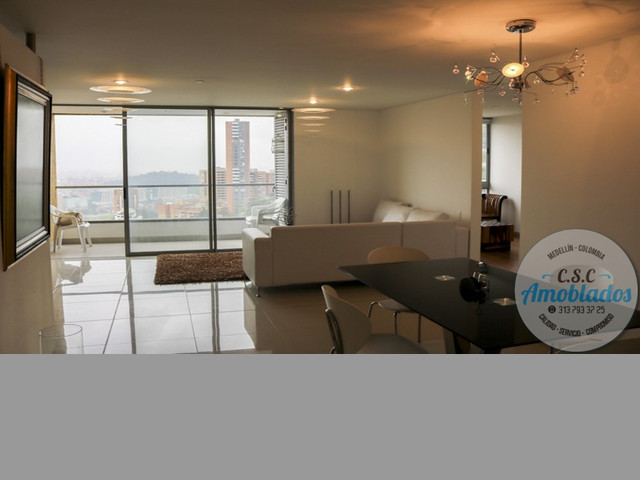 Alquiler de Apartamentos Amoblados código. AP94 (Poblado - Castropol)