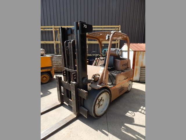 Montacargas HYSTER 15,000 Lds - Usado