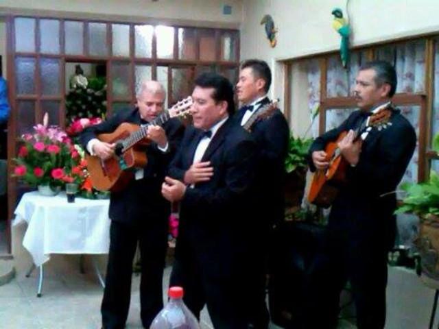 Trio musical clasico de musica romantica