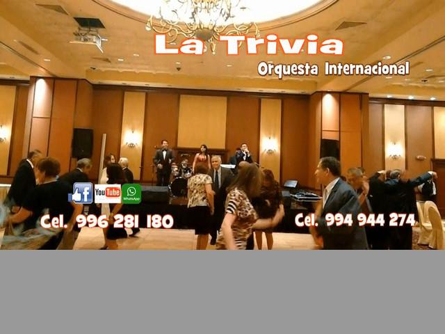 La Trivia Orquesta 996281180