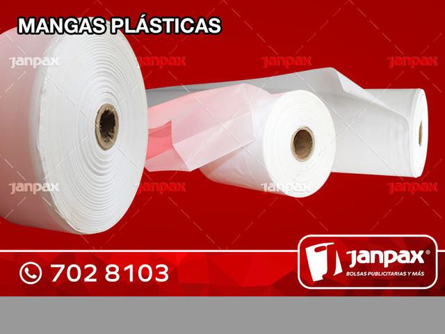 Mangas Recicladas -  JANPAX