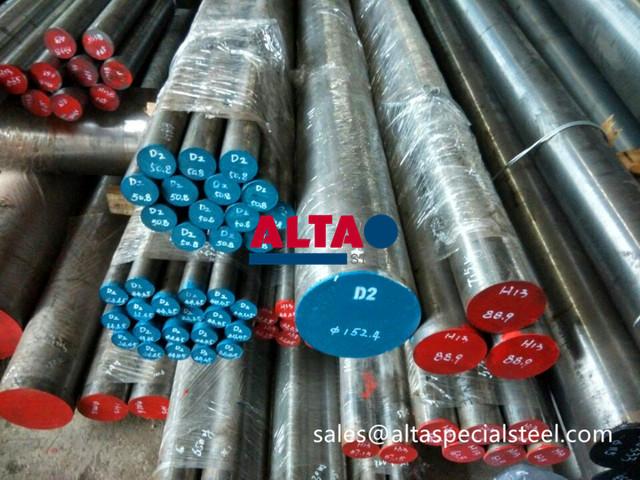 D2 / SKD11 / 1.2379 TOOL STEEL  BARS, ROUND BARS, STEEL PLATES